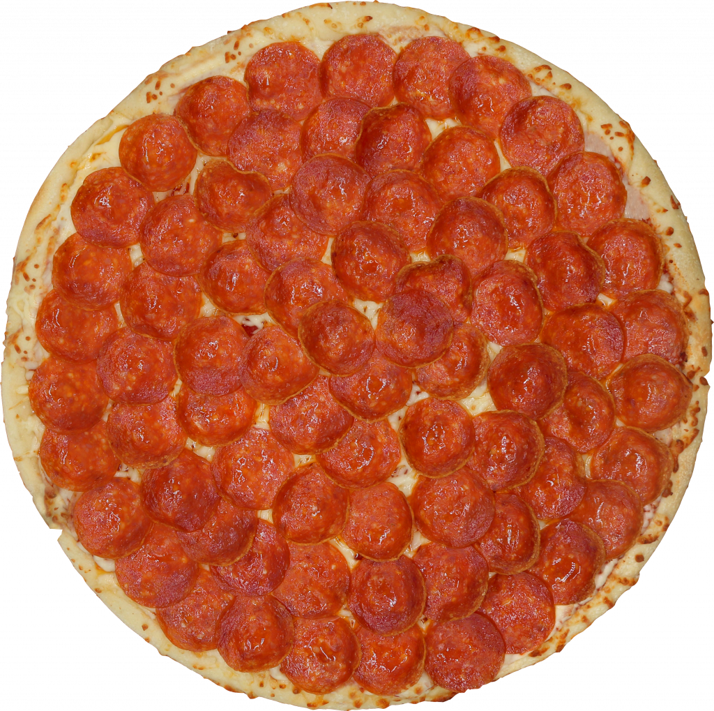 Triple Triple pizza